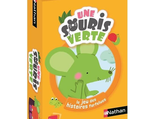 NATHAN - Une Souris Verte