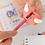 Thumbnail: Kit avec crayon et taille-crayon - Cœur ailé