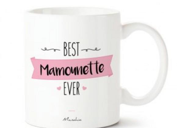 Mug  Best Mamounette Ever