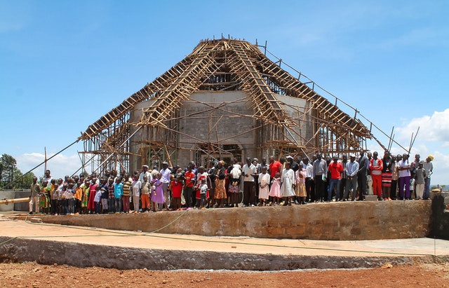 In Africa: As one temple rises, anticipation builds for another | BWNS