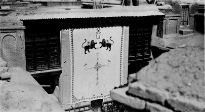 Room where the Bab was born Shiraz