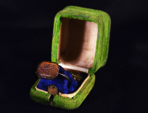 The Bab's Signet Ring