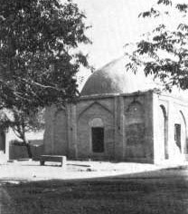 Resting Place of Vahid