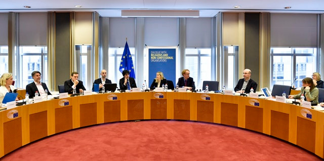 Questioning current modes of thought and action: European Parliament looks to the future