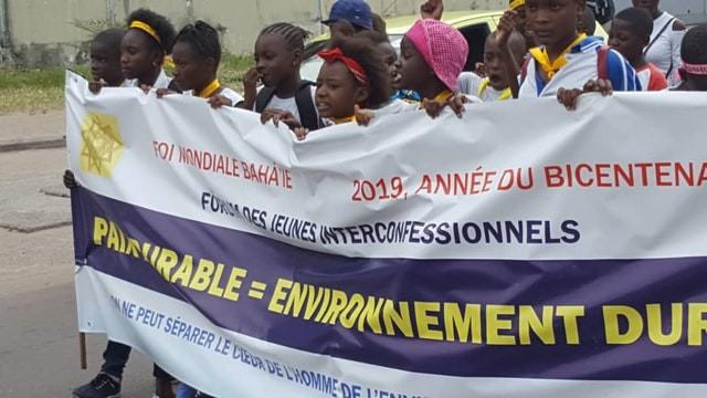 Baha'i Interfaith Congo