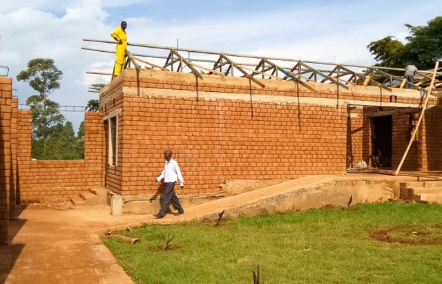 Communities collaborate to build educational facility with environmentally sustainable technologies