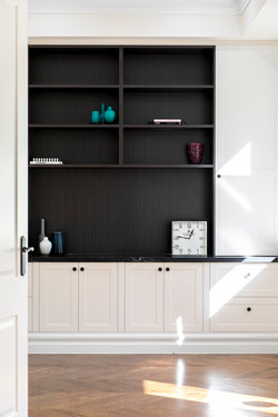 Houghton study cabinetry