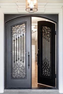 Houghton door