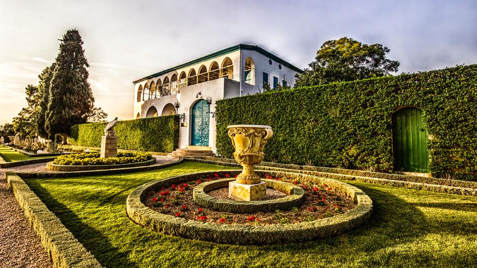 The Mansion of Bahjí