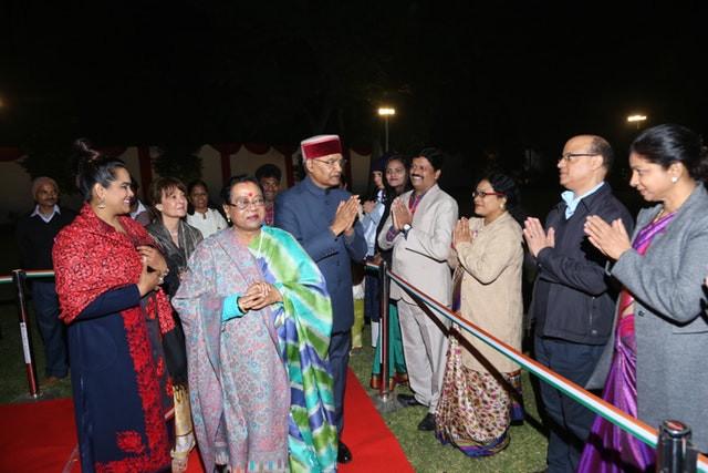 India President Baha'i