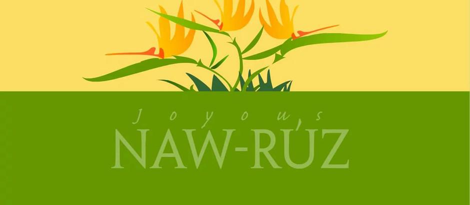 Naw Ruz Holy Day Program