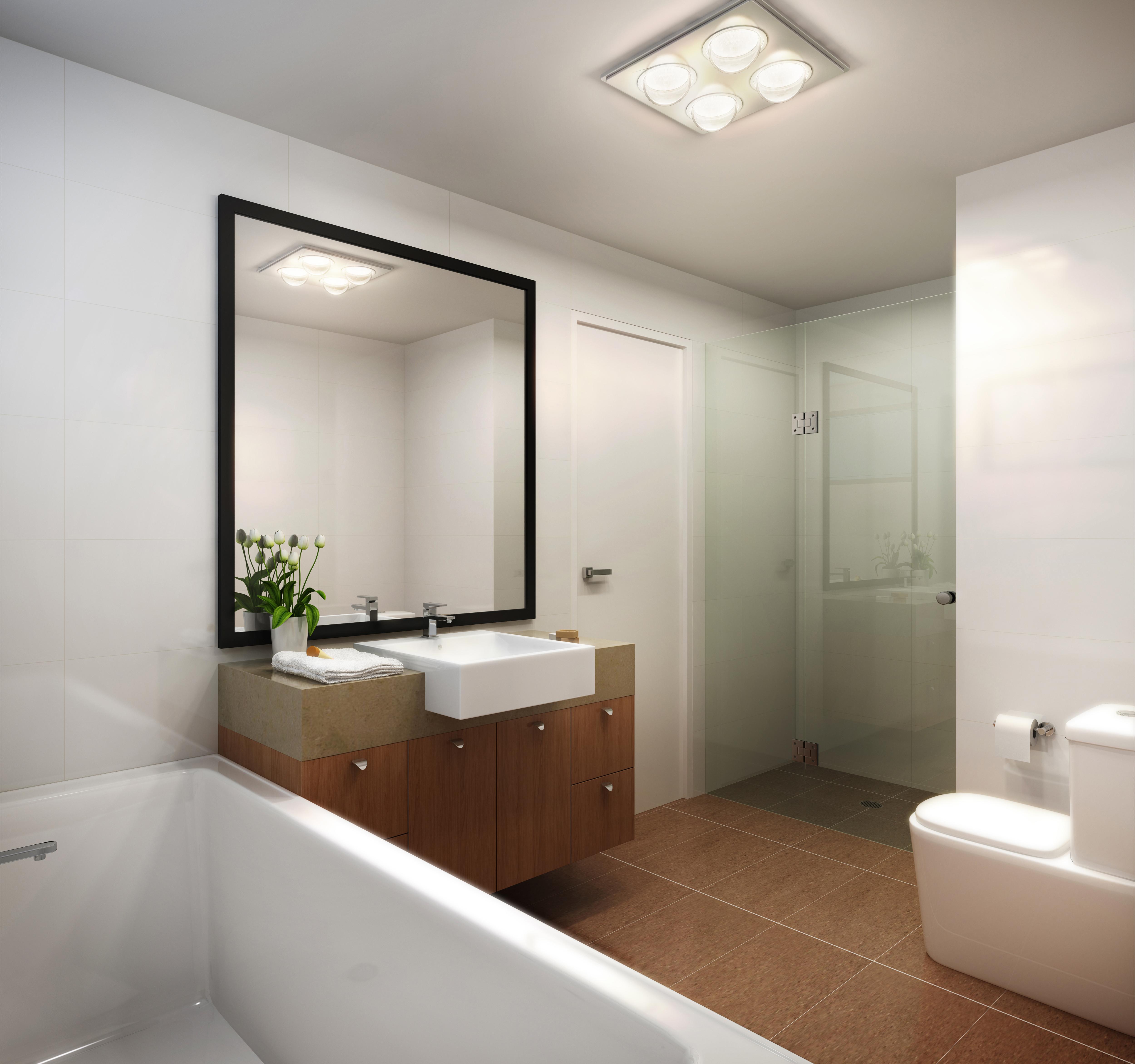 Carmel Bathroom Render