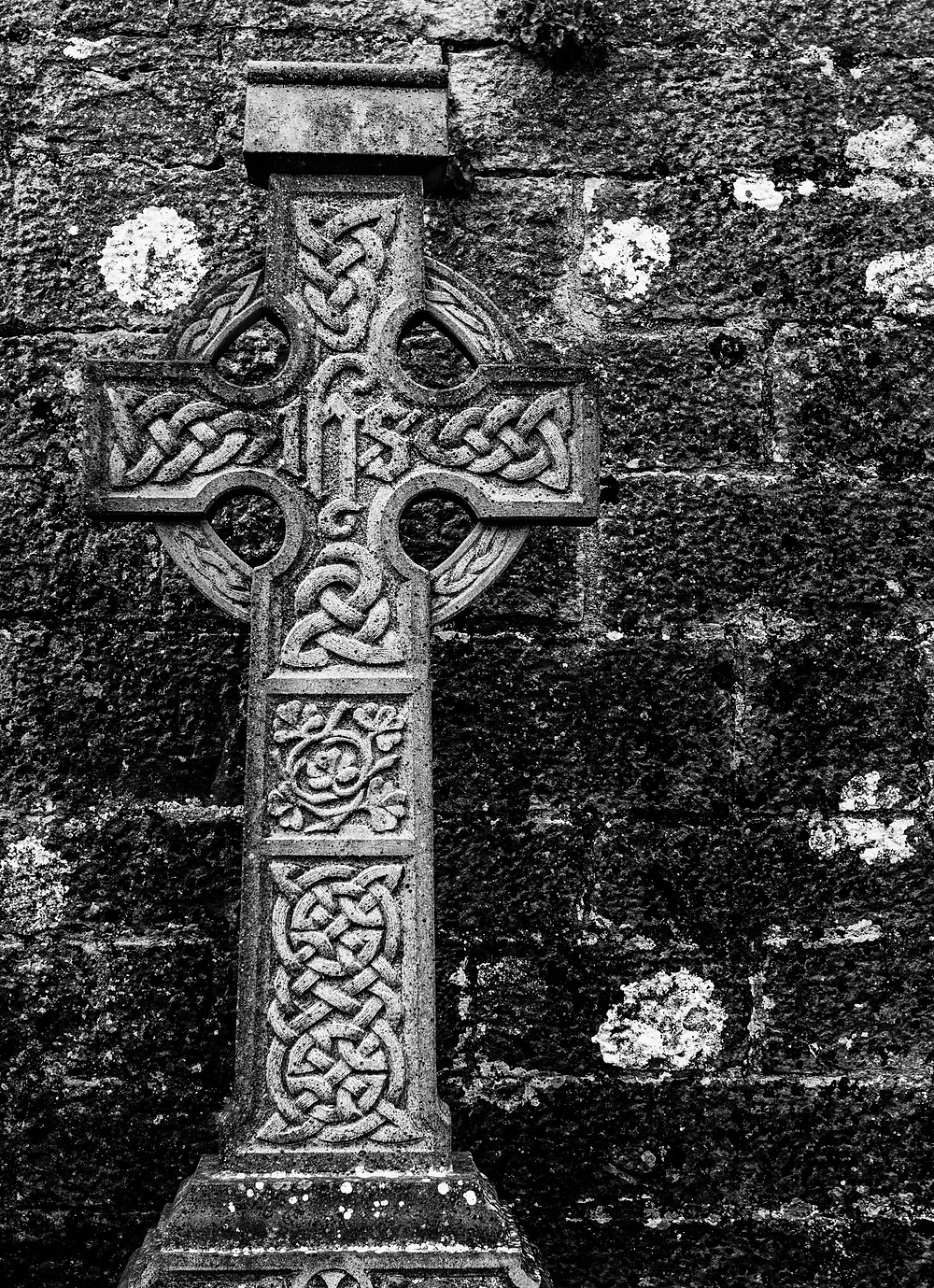 The Celtic Cross - Jesus Christ