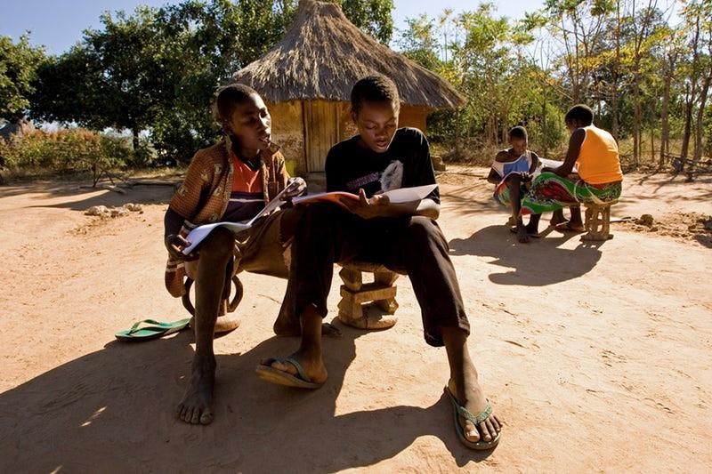 Baha'i Junior Youth Zambia