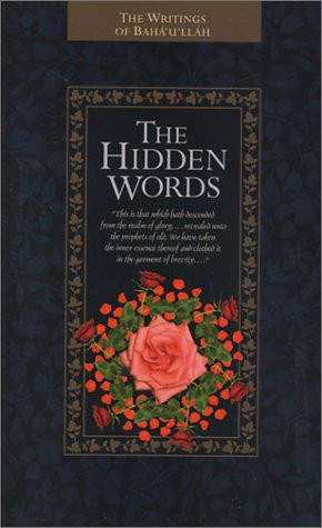 The Hidden Words by Baha'u'llah