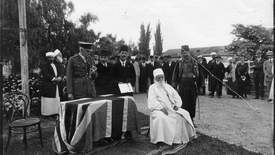 The Knighthood of 'Abdu'l-Bahá