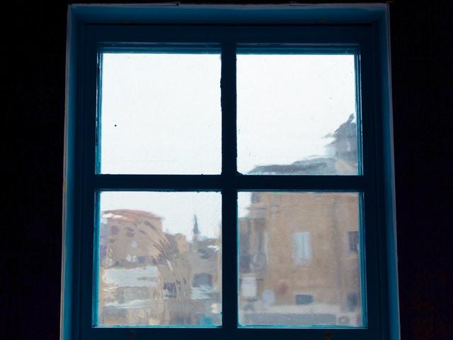 House of Abbud window restorations