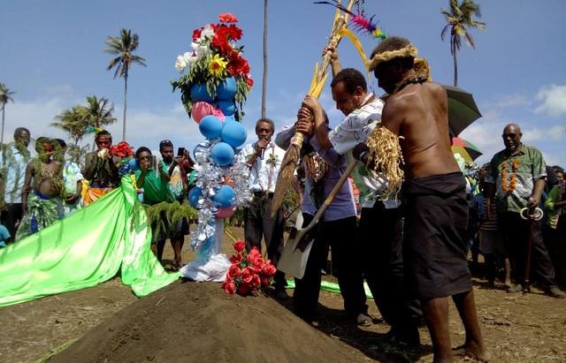 Milestone for Vanuatu Temple uplifts, galvanizes island