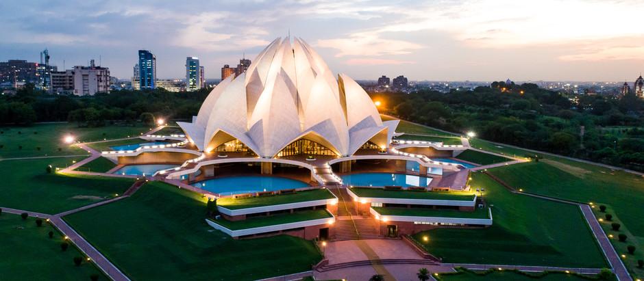 Video - Baha'i House of Worship | New Delhi, India