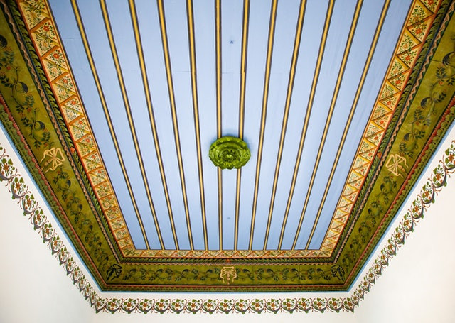 House of Abbud ceiling