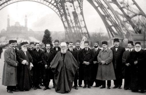 Abdu'l-Baha Paris
