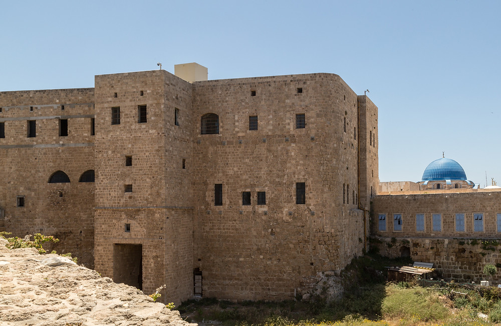 Prison Barracks of Akka