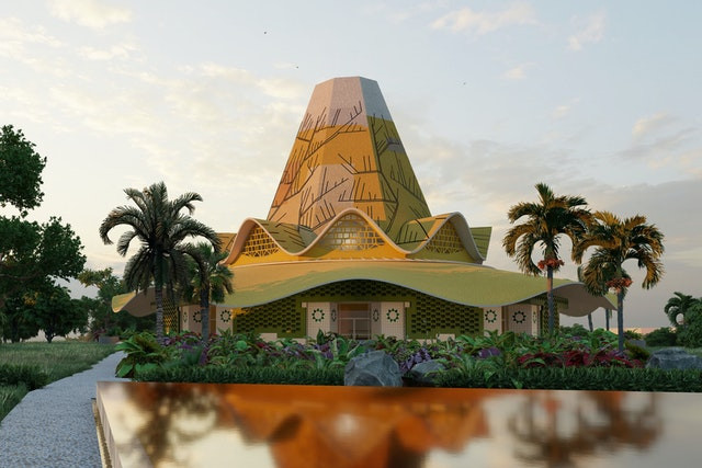 DRC Baha'i Temple