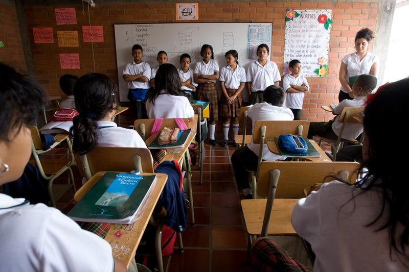 Bahá'í-inspired school