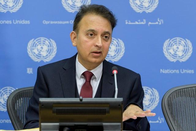 UN Javaid Rehman