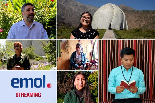 Broadcast in Chile sparks dialogue on service and prayer
