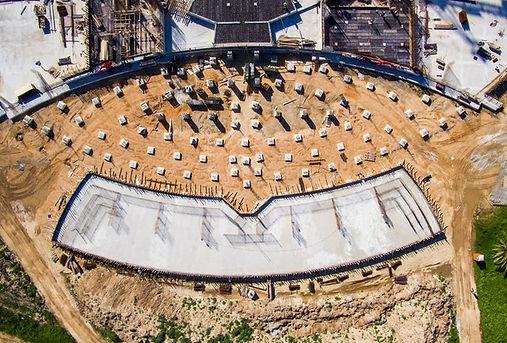 20210218-shrine-abdulbaha-concrete-bases