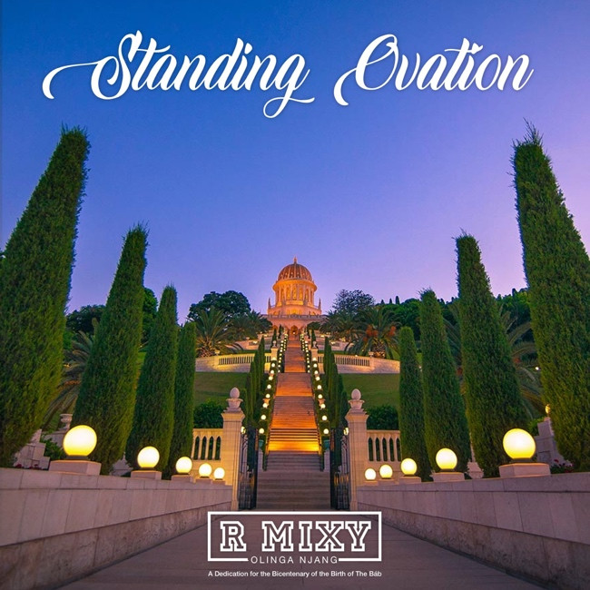 R Mixy - Standing Ovation