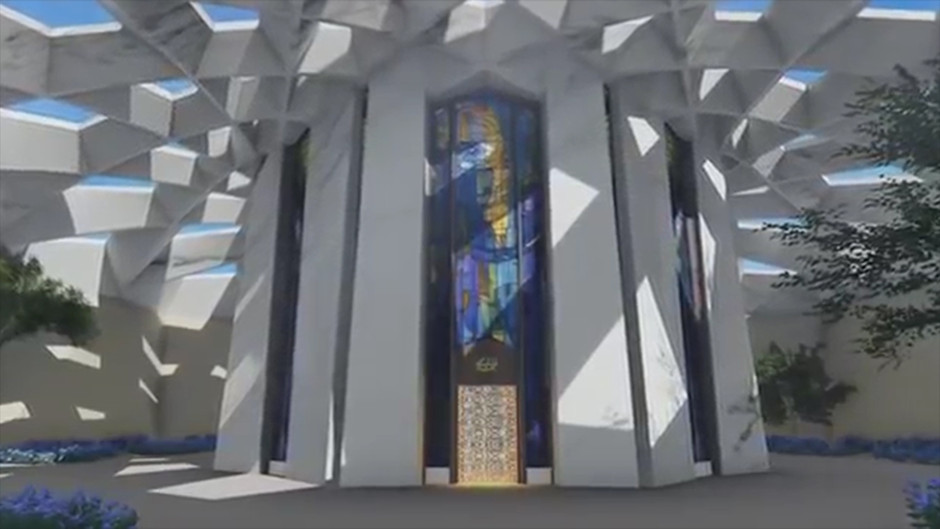 Over 100 Images of the Future Shrine of 'Abdu'l-Baha