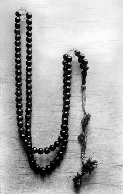 The Babs prayer beads