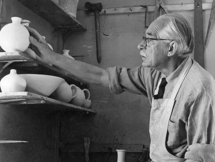 Remembering Bernard Howell Leach