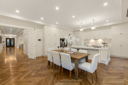 Luxury kitchen and dining