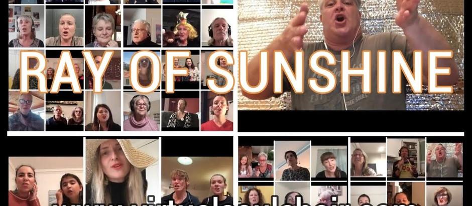 Ray of Sunshine - the Virtual Soul Choir