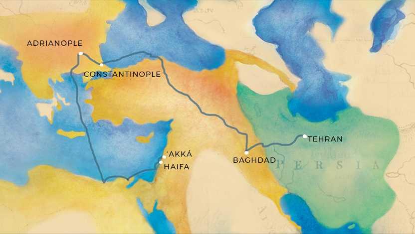 Bahá'u'lláh's Exiles