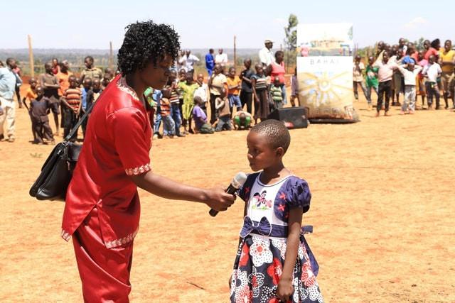 Baha'i Child Kenya