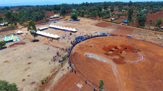 Baha'i House of Worship Kenya