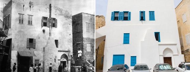 Historic house of Abbud