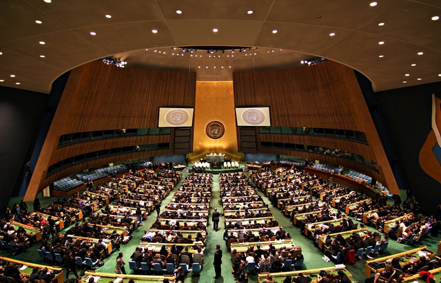 UN resolution condemns human rights violations in Iran