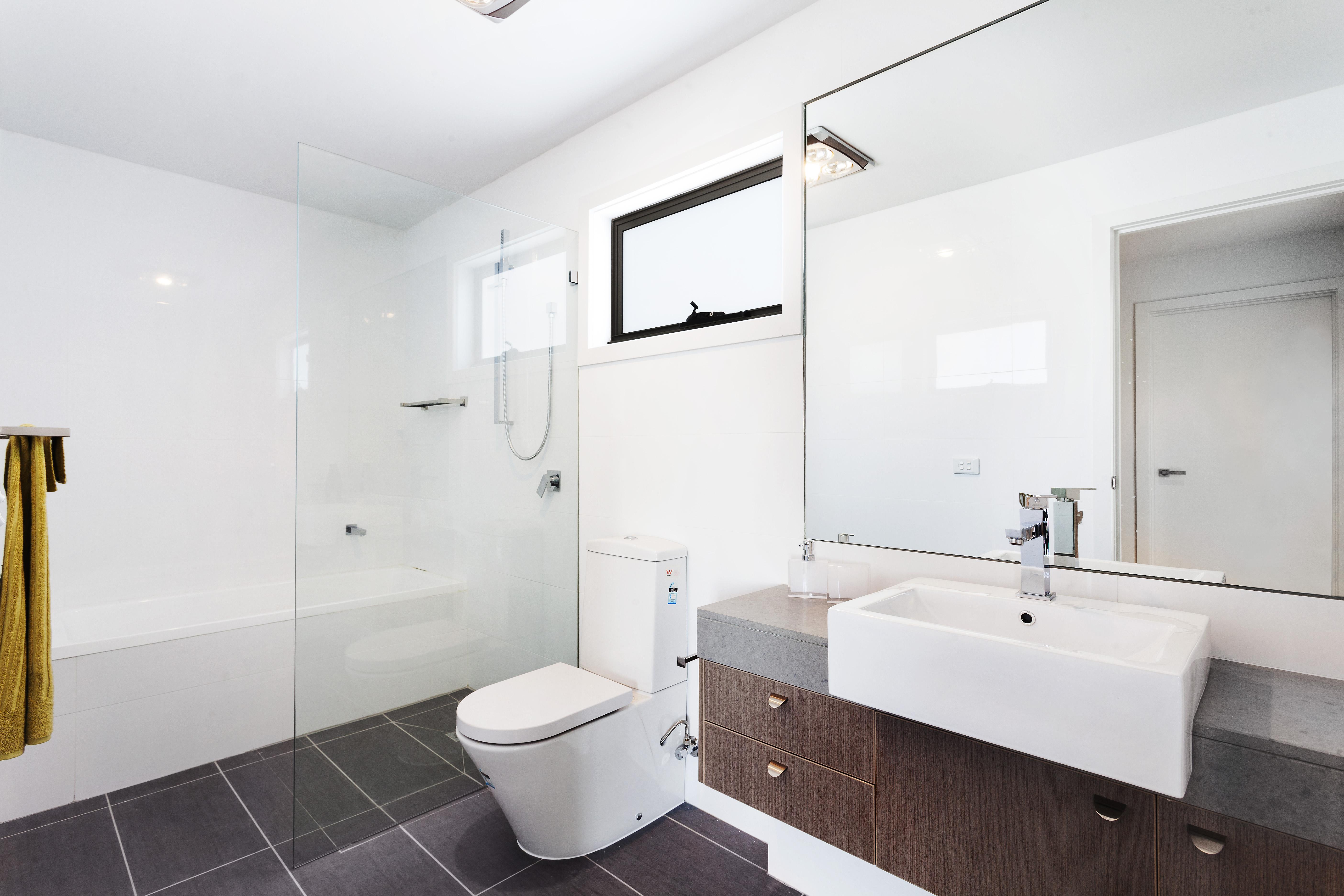 Luxury Modern Bathrooms Carmel Homes