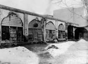 Barracks Square in Tabríz