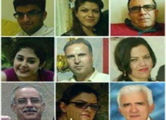 Birjand Revolutionary Court Sentenced Nine Baha'is to 54 Years in Prison