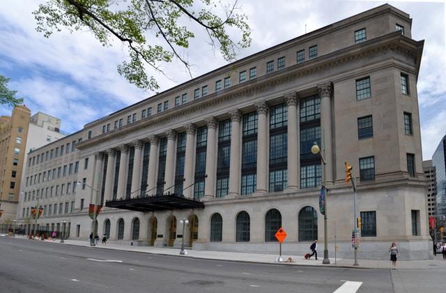Baha'i Canadian Parliament