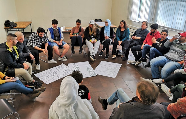 Exploring the distinctive role of youth, Germany's Baha'is give impetus to an expanding conversation