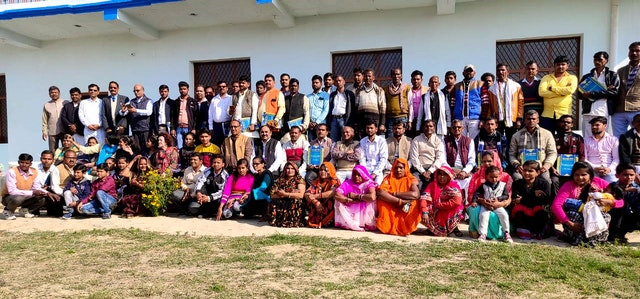 Village Chiefs Baha'i
