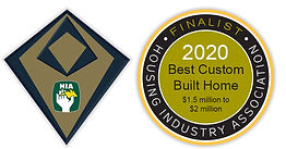 Carmel Homes Finalist Best Custom Home 2