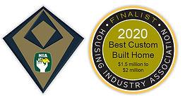 Carmel Homes Finalist Best Custom Home 2